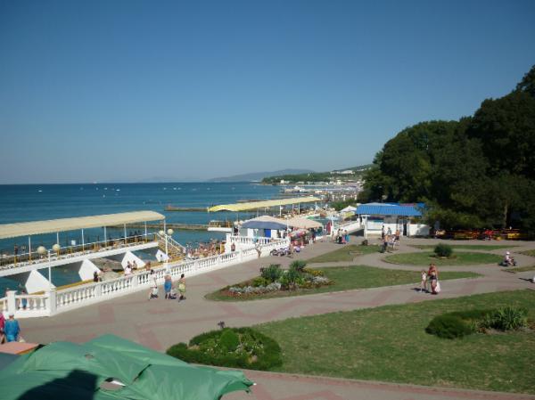 Отдых в Дивноморске. Фото Дивноморск и пляжи