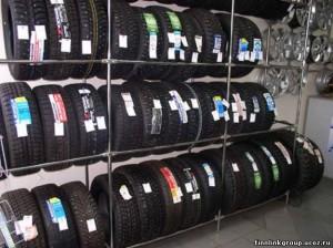 Где можно купить зимние шины в Финляндии?