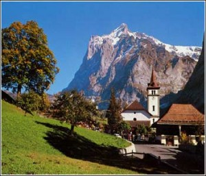 Оформление визы, шенгенская виза в Швейцарию