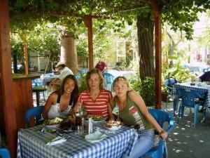 Сколько стоит покушать, обед на Кипре?