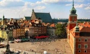 Варшава удивительный туристический город