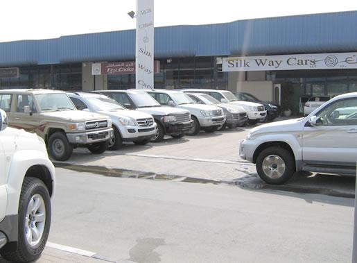 Купить авто из ОАЭ с пробегом