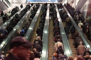 Лабиринты Нью-Йоркского метро