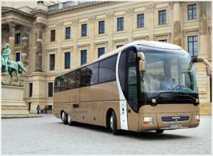 Туры на автобусе по Европе