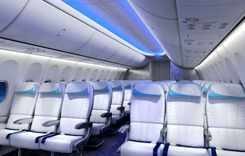 лучшие места в Боинге 737