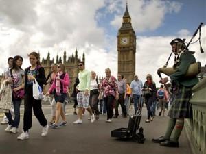 3D виртуальные путешествия по улицам Лондона