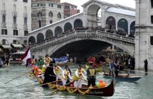 Карнавальный сувенир из Венеции