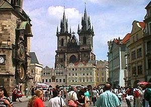 Чудесная Прага ждет гостей