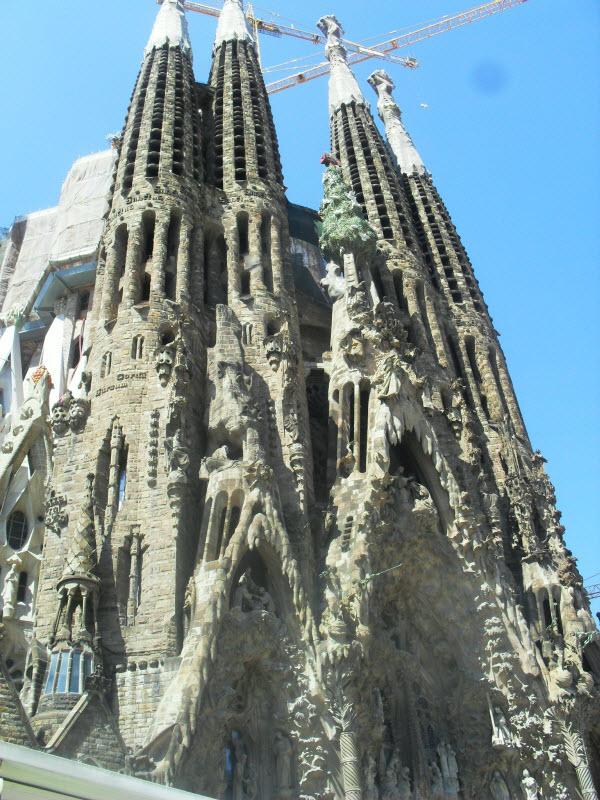Что мне довелось увидеть в Барселоне