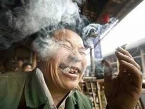Привычки китайского народа