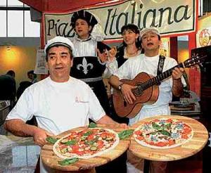 Италия - вкусная страна