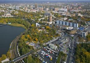 Где остановиться в Донецке?