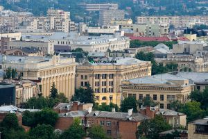 Крупнейший центр Украины - Харьков
