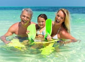 Отдых с детьми на море летом