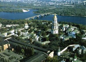 Киев: прошлое и современность