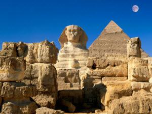 Отдых в Древнем Египте