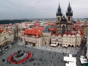 Отдых в ноябре в Праге