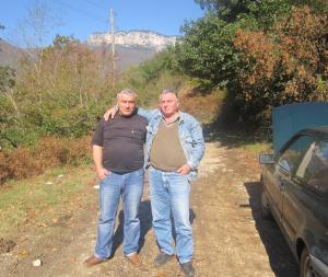 Мое путешествие в Грузии - Лечхуми село Дгнориса