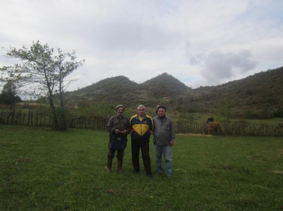 Село Дгнориса