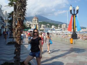 Совмещение командировки и отдыха в Крыму