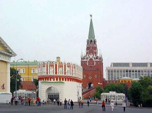 На что посмотреть в Москве