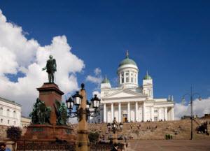 Мое путешествие в Финляндии