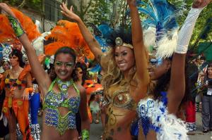 Самый долгий карнавал (Уругвай, Монтевидео)