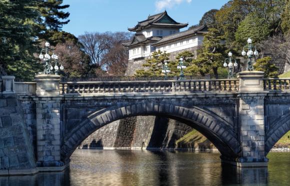 Императорский дворец, Япония