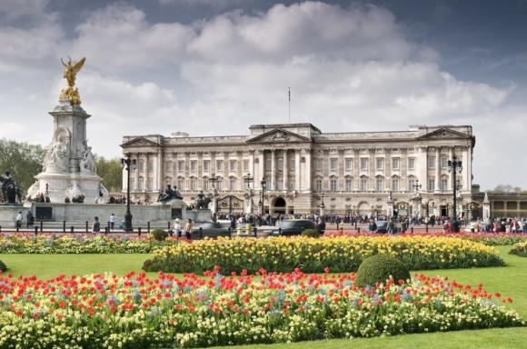 Букингемский дворец, Англия