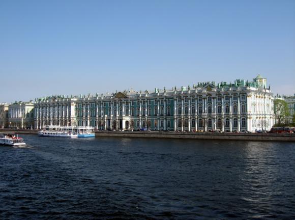 Эрмитаж Зимний дворец, Россия