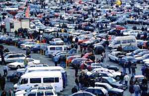 Купить авто на рынке в Эссен. Автомобили в Германии
