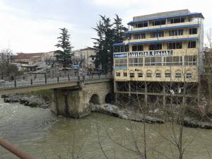 Джачвисхиди – старый мост города Кутаиси