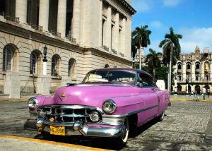 Аренда авто на Кубе, права международного образца