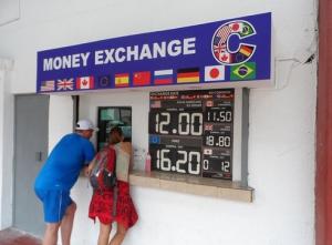 Какую валюту взять в Мексике - где и как обменять