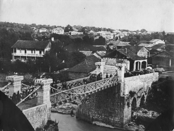 Джачвисхиди - старая фотография