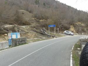 Горная дорога в Грузии - Лечхуми