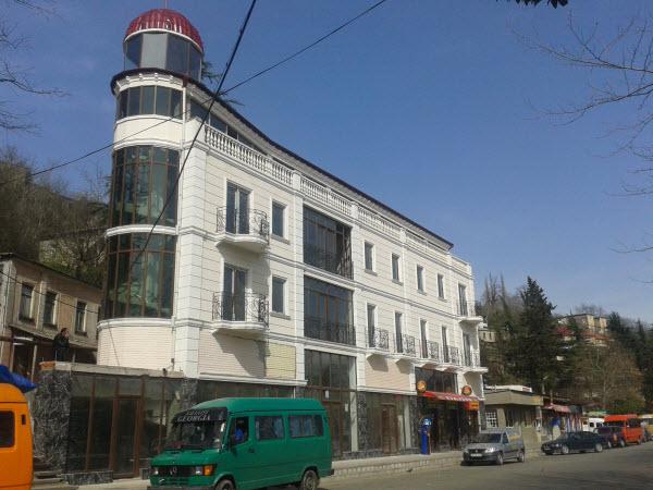 Квартал - Джачвисхиди