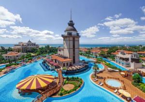 Подбор и сравнение. Лучшие отели Турции