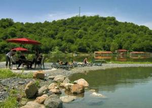 Отдых всей семьёй на озеро или просто на природе
