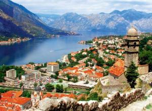 Весна – начало туристического сезона в Черногорию