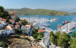 Фетхие -  туры и путевки из уфы — отдых в Турции