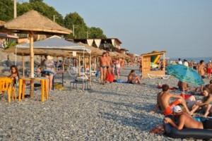 Отдых на Черном море, незабываемый запах моря