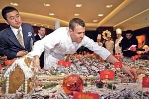 Несметные лакомства в Дубае