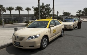 Такси в Дубае - цены, стоимость