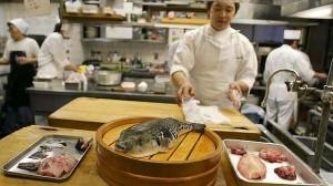 Рыба фугу: рискованный деликатес в Японии