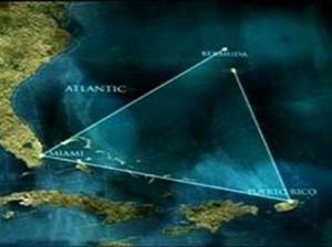 Что нашли на дне Бермудского треугольника