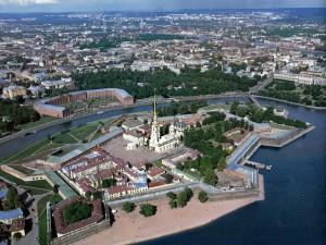 Петропавловская крепость. Самая таинственная крепость России