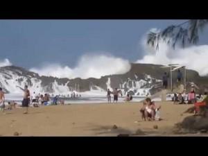 Самый опасный пляж в мире